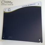 Lámina flotante magnética 120x100