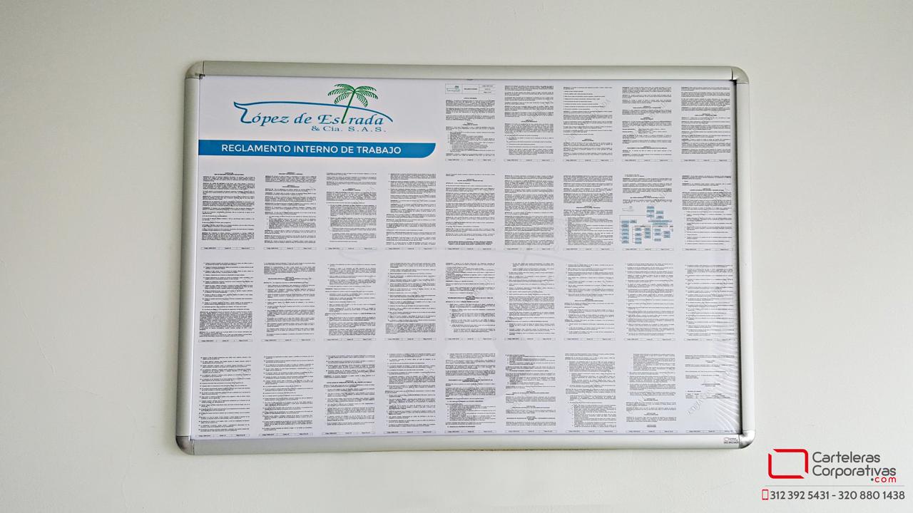 reglamento en marco abatible en bucaramanga