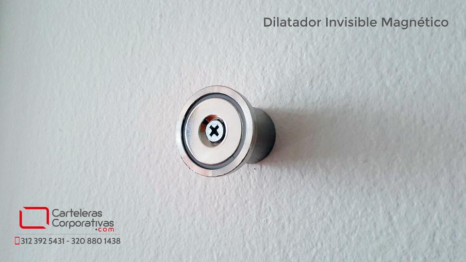 dilatador magnético para láminas metálicas