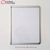 cartelera marco abatible 60x50 cms para 4 hojas carta vista frontal
