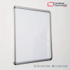 cartelera marco abatible 60x50 cms para 4 hojas carta vista lateral