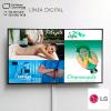 cartelera digital marca LG