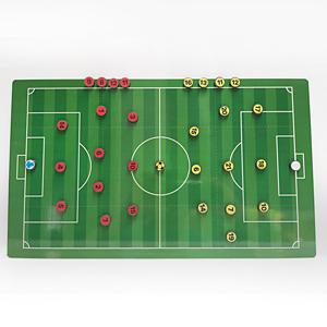 tablero tactico con imanes para futbol