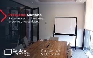 soportes movibles para carteleras, tableros y avisos en colombia