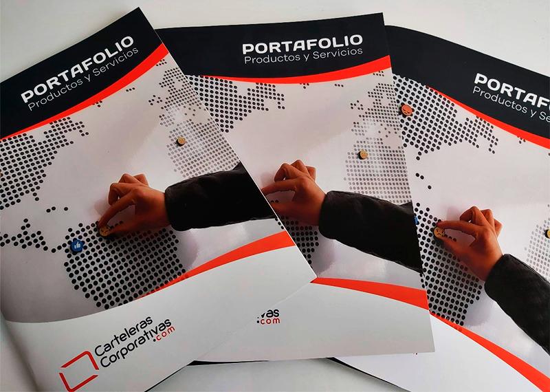 Portafolio impreso año 2020