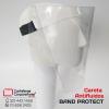 careta antifluidos bandprotect para coronavirus