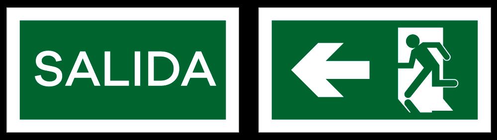 Símbolos en la señalización