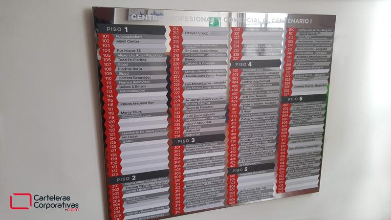 Tablero de control metálico con fichas intercambiables para recepción, tablero magnético, tablero de oficinas,