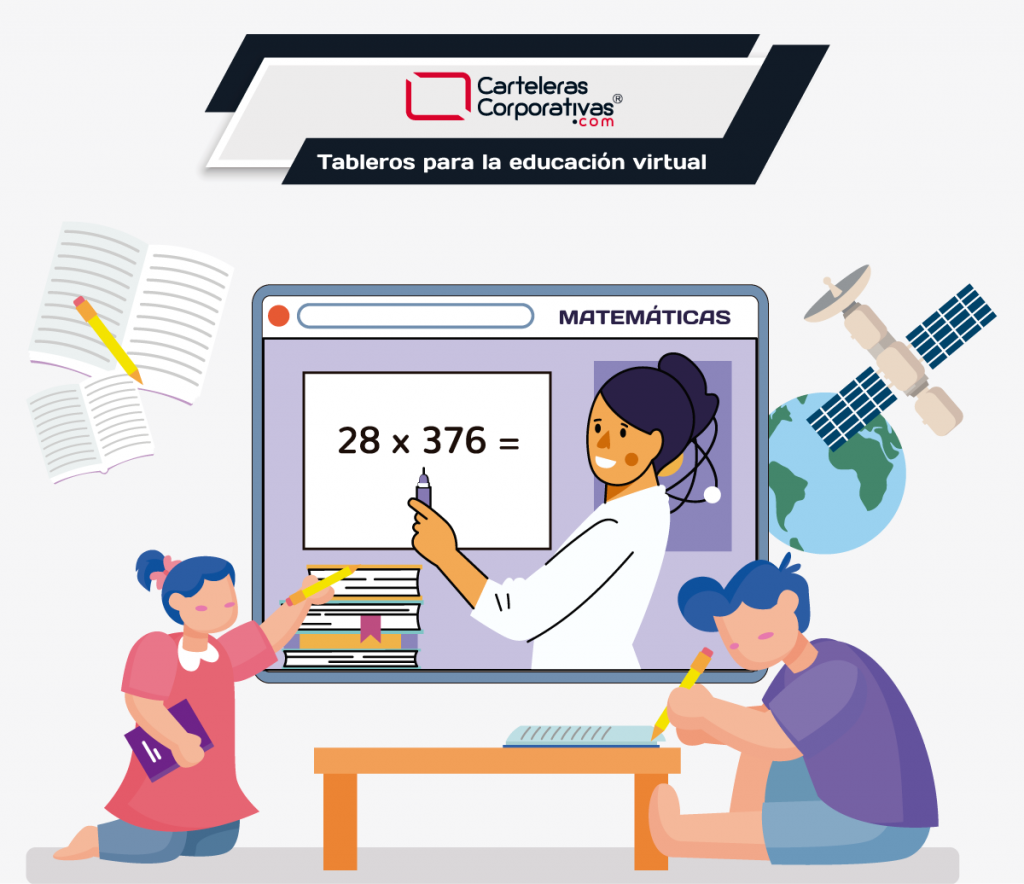 La importancia de los tableros en la educación virtual