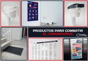 Productos para coronavirus covid 19