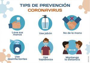Como prevenir el covid19