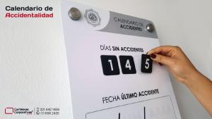 Todo sobre calendarios de accidentalidad en Colombia